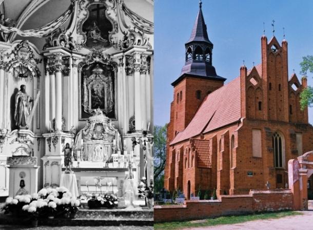 klonówka kościół