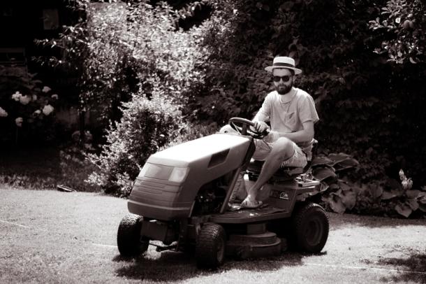 Bartek i traktorek